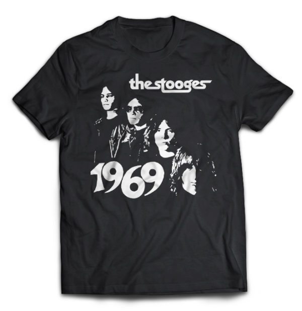 футболка Stooges