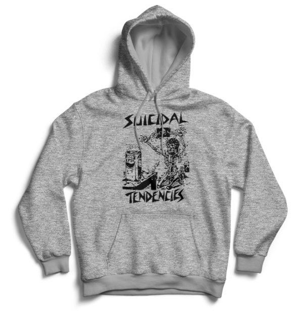 худи Suicidal Tendencies