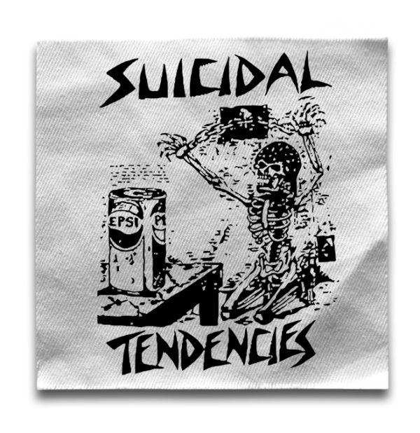 нашивка Suicidal Tendencies