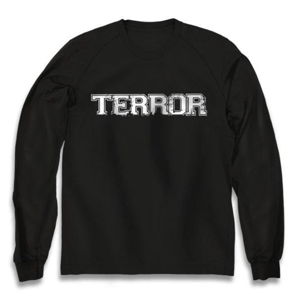 свитшот Terror