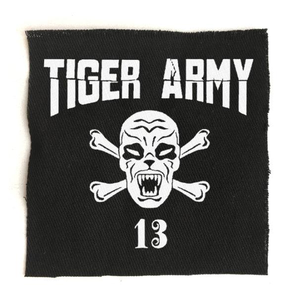 нашивка Tiger Army