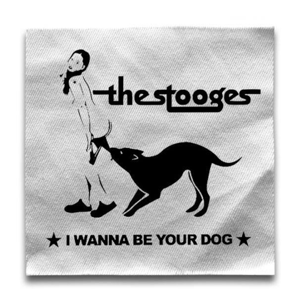 нашивка Stooges