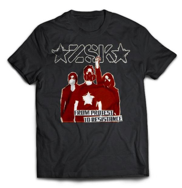 футболка ZSK