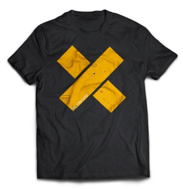футболка Yellowcard