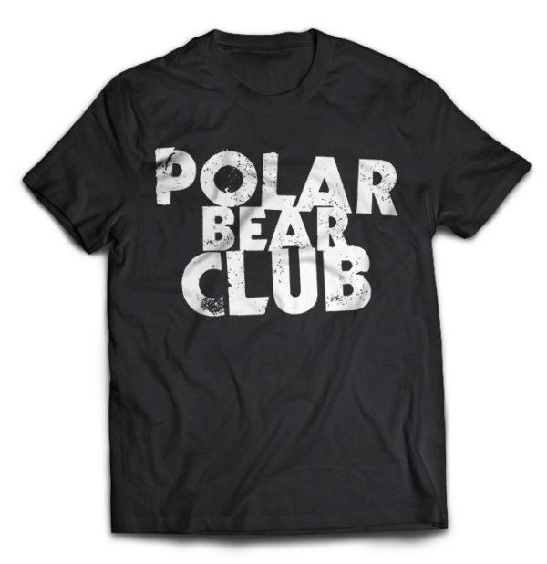 футболка Polar bear club