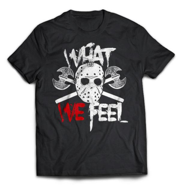 футболка What We Feel