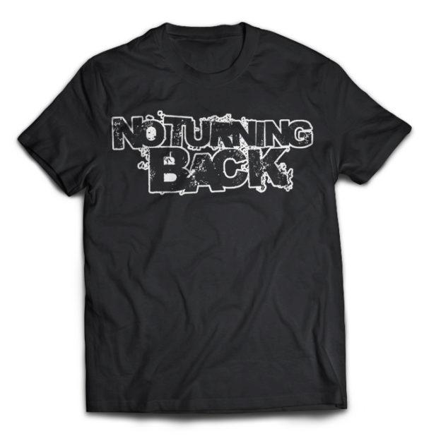 футболка No turning back