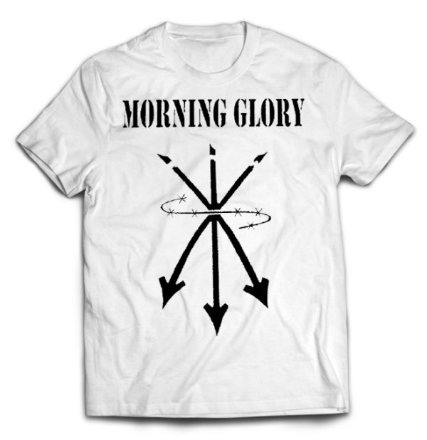 футболка белая Morning Glory