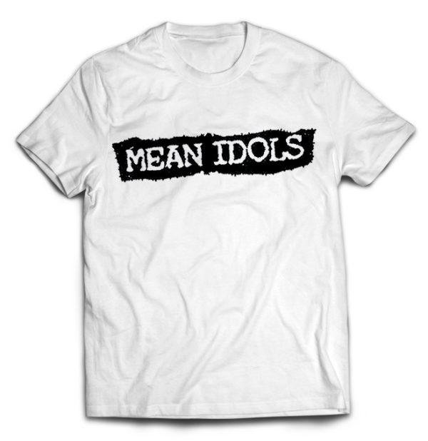 футболка белая Mean Idols