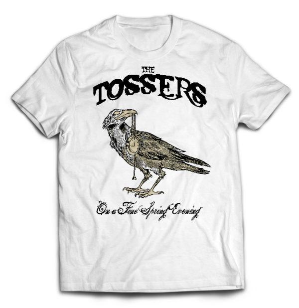 футболка белая Tossers