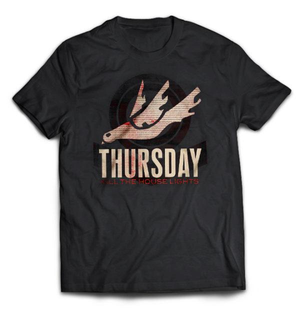 футболка Thusday