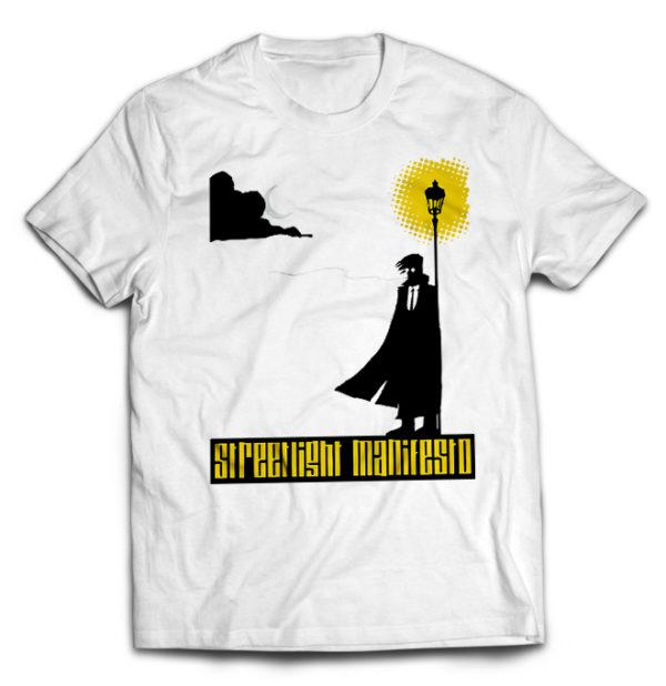 футболка белая Streetlight manifesto