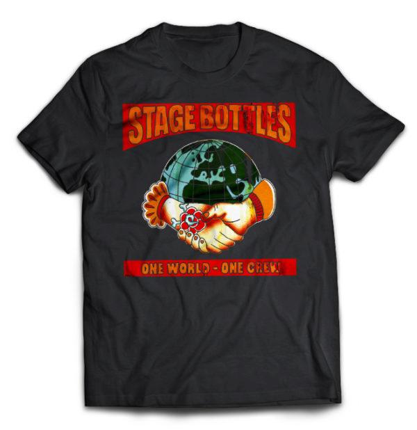 футболка Stage Bottles