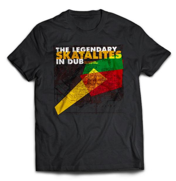 футболка Skatalites