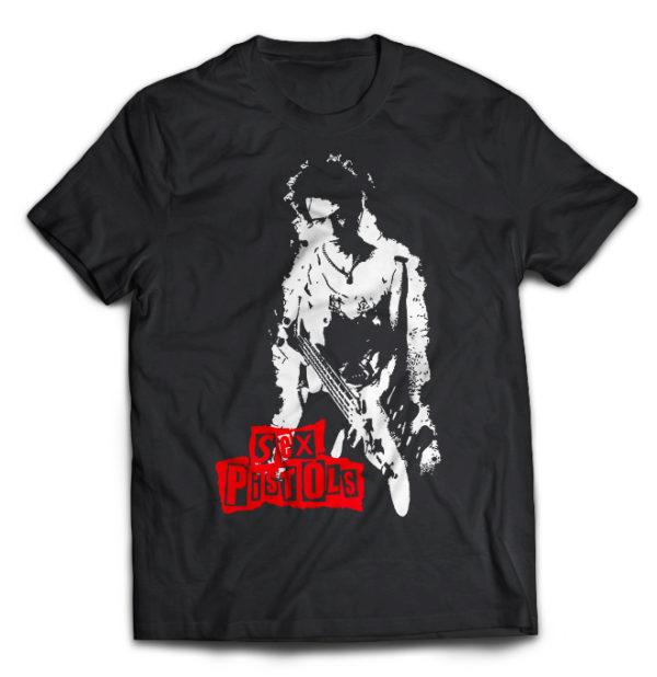 футболка Sex_Pistols