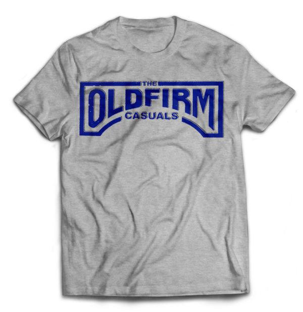 футболка серая Old Firm Casuals