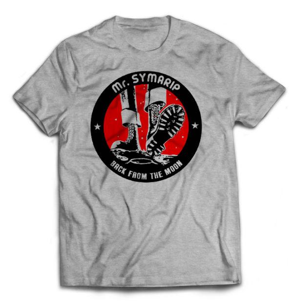 футболка серая Mr. Symarip