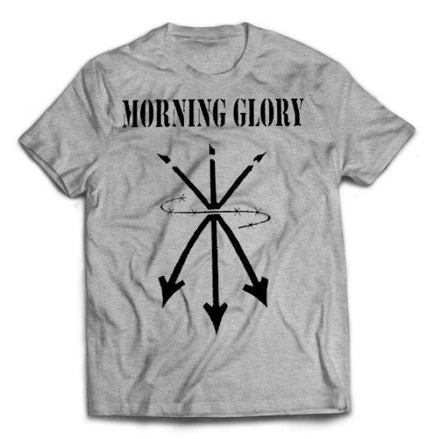 футболка серая Morning Glory