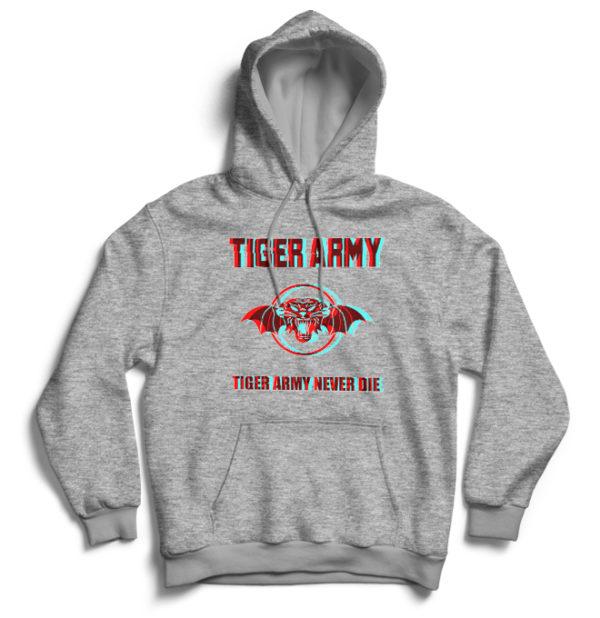 худи Tiger Army