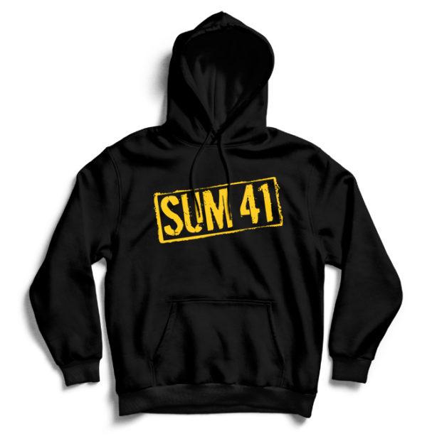 худи Sum41