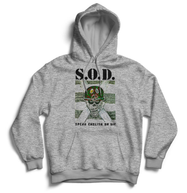 худи S.O.D