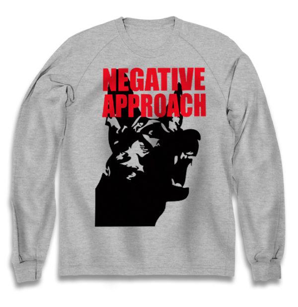 свитшот Negative Aproach