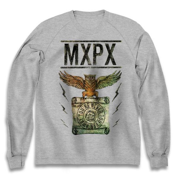 свитшот MXPX
