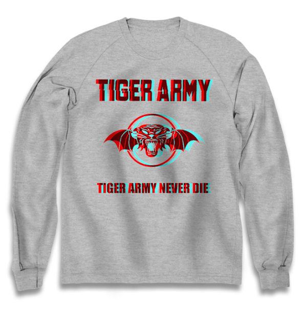 свитшот Tiger Army