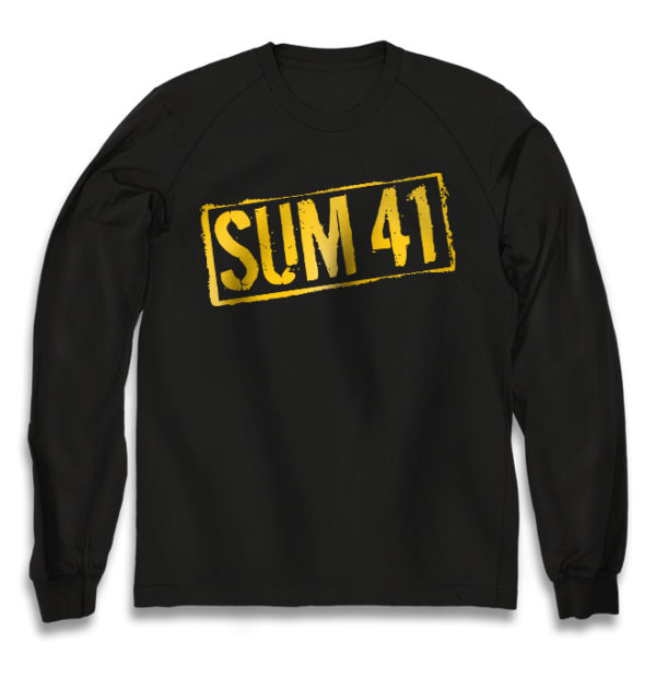 свитшот Sum41