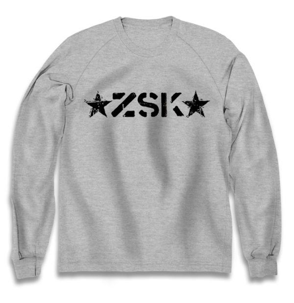 свитшот ZSK