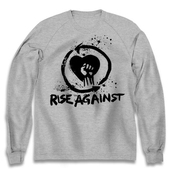свитшот Rise Against
