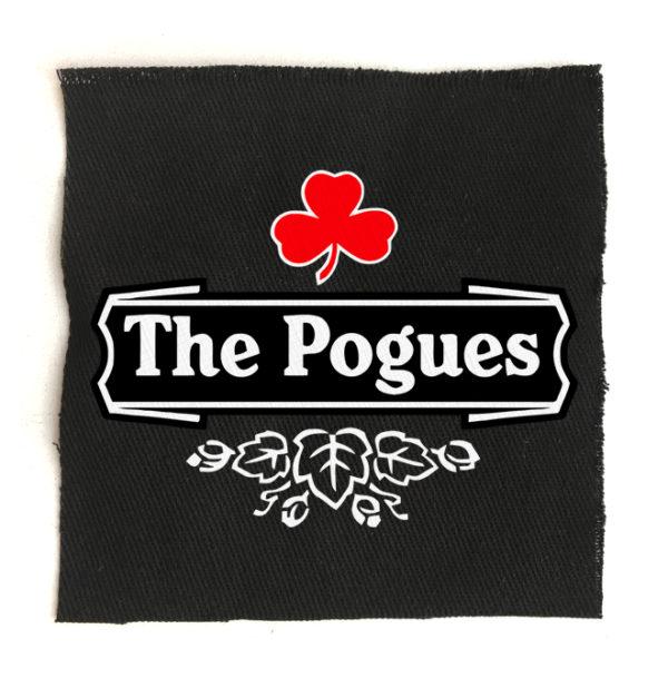 нашивка Pogues