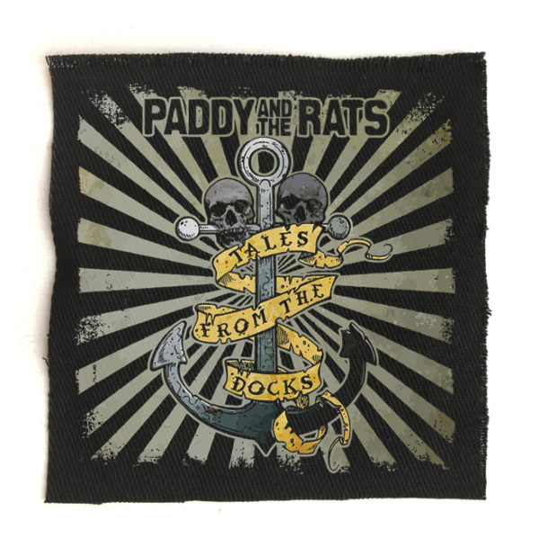 нашивка Paddy and the Rats