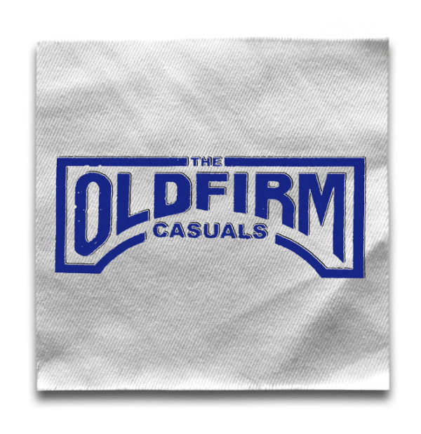 нашивка Old Firm Casuals