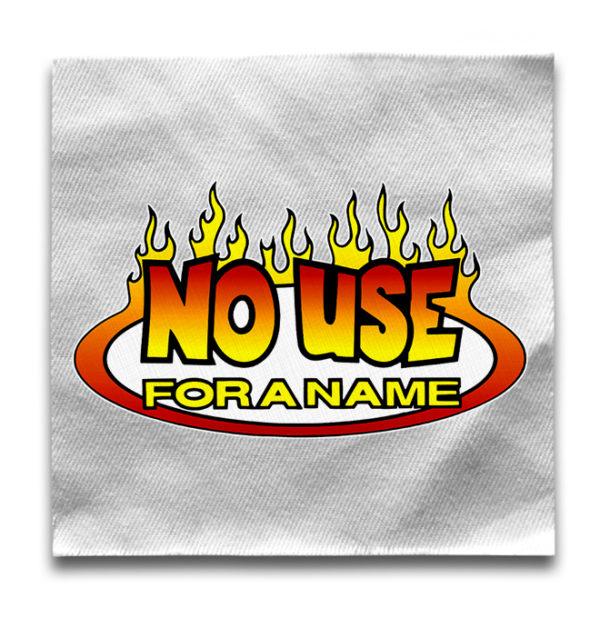 нашивка No use for a Name