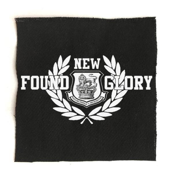нашивка New found glory