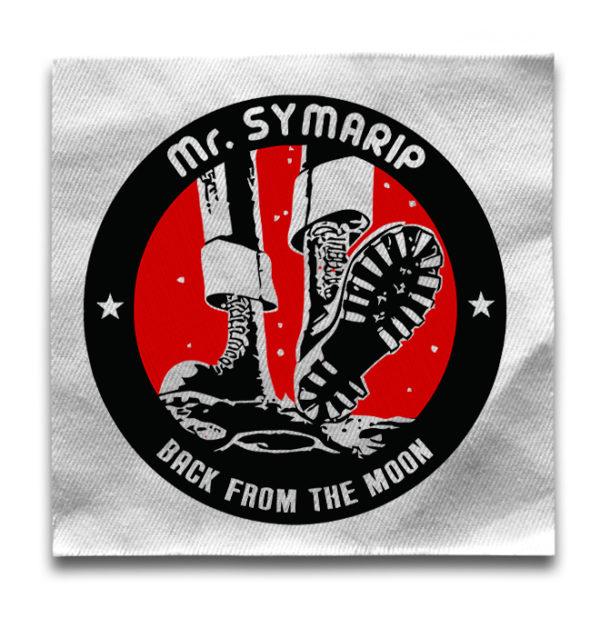 нашивка Mr. Symarip