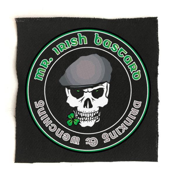 нашивка Mr. Irish Bastard