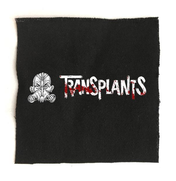 нашивка Transplants