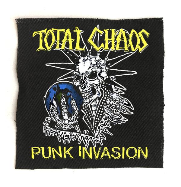 нашивка Total Chaos