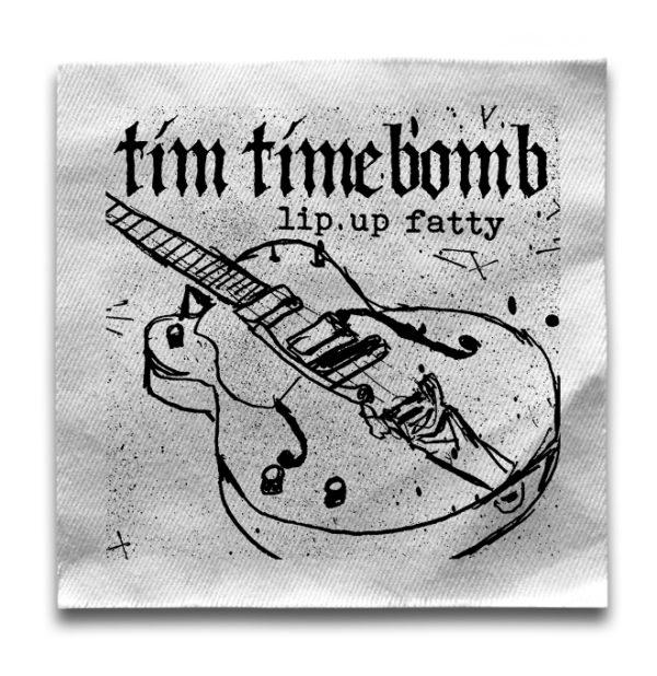 нашивка Tim Timebomb