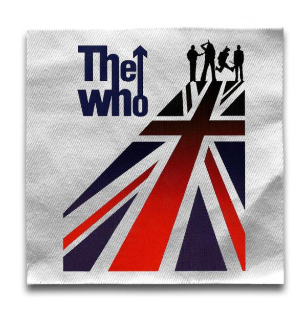 нашивка The_Who
