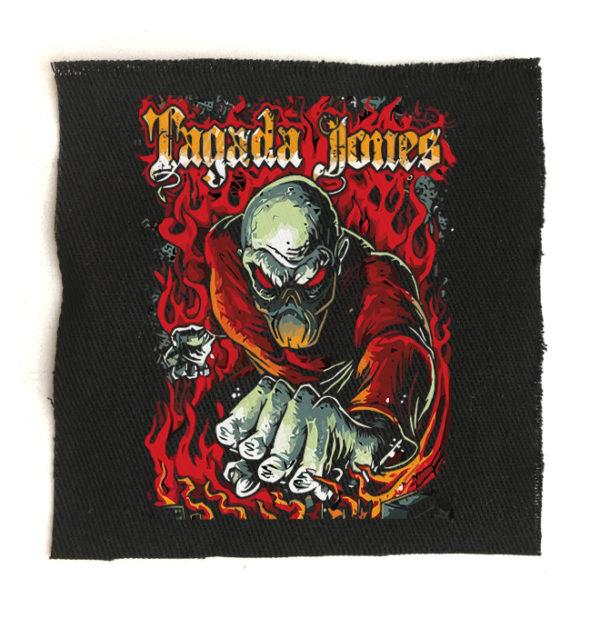нашивка Tagada Jones