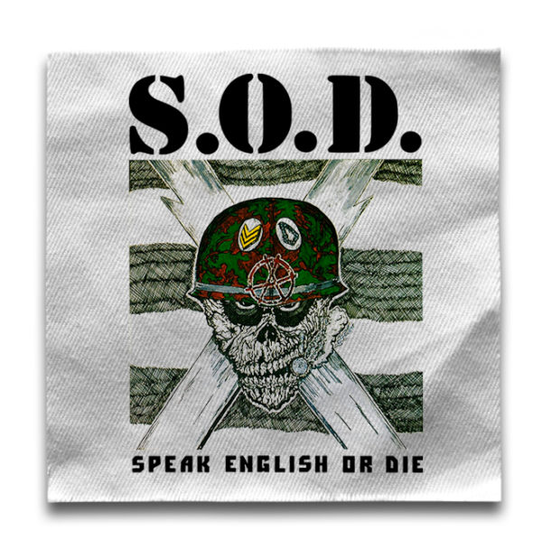 нашивка S.O.D