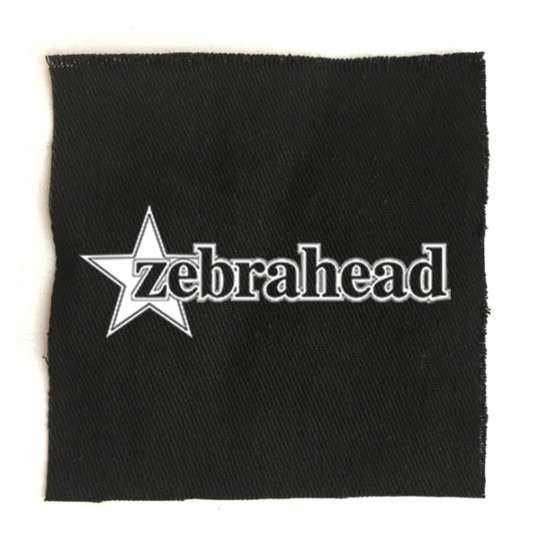 нашивка Zebrahead