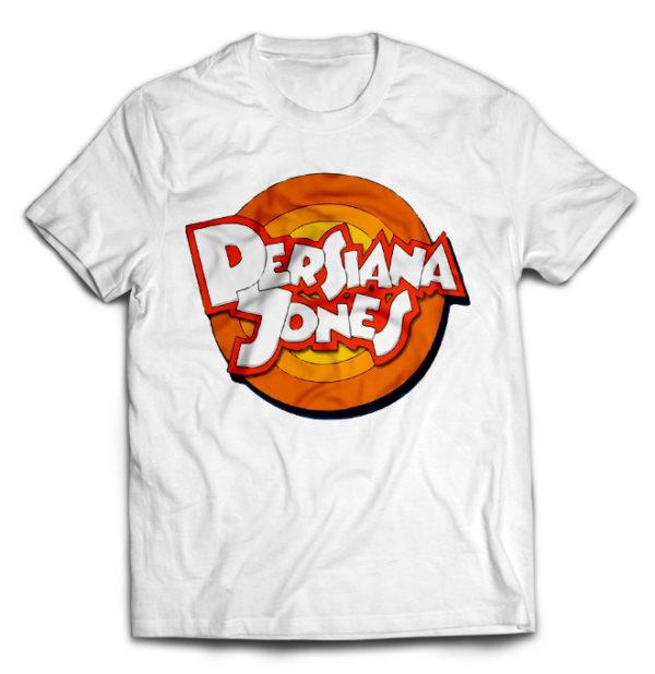 футболка белая Persiana Jones