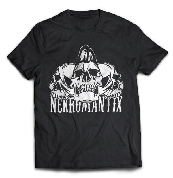 футболки Necromantix