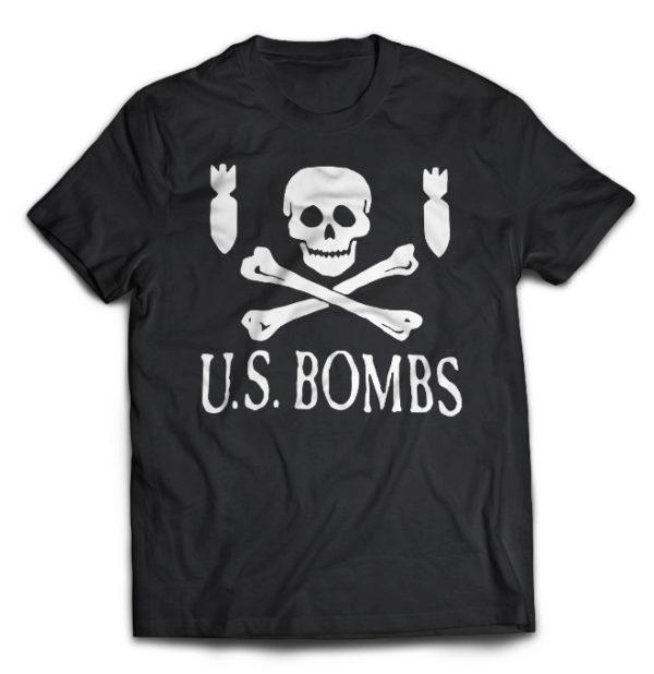 футболка U.S. Bombs