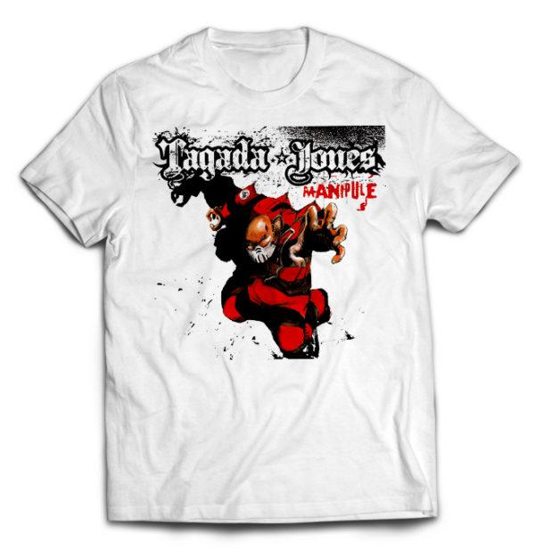 футболка белая Tagada Jones