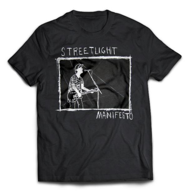 футболка Streetlight manifesto